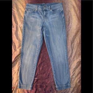 Cache Mid Rise Jeans